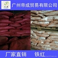 Supply of iron oxide red