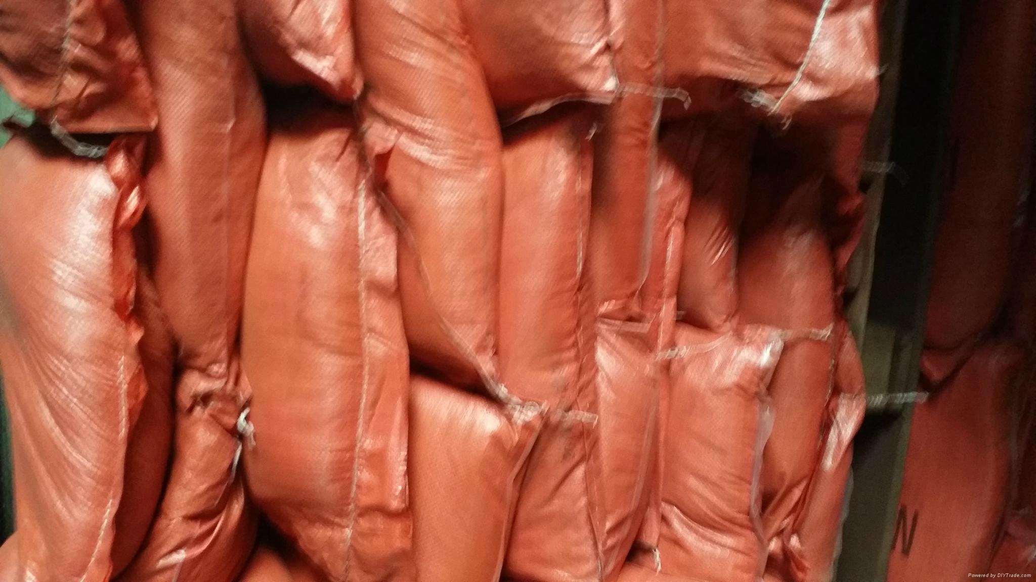 Supply of iron oxide red 2