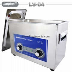 Limplus 4.5L Ultrasonic Cleaner With Stainless Steel Basket LS-04