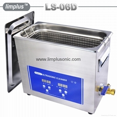 Limplus 6.5Liter Ultrasonic Guns Cleaner