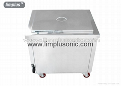 Limplus Industrial Ultrasonic Cleaning Machine For Auto Parts Oil Remove