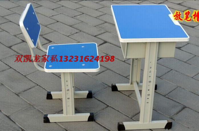 儿童可昇降學習課桌椅生產廠家 1