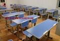 儿童可昇降學習課桌椅生產廠家 2