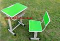 儿童可昇降學習課桌椅生產廠家 5
