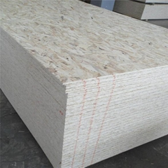 1220x2440x15mm Construction Melamine OSB Oriented Strand Board