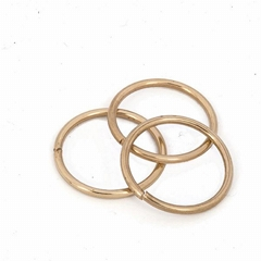 Phos Copper brazing alloys welding ring