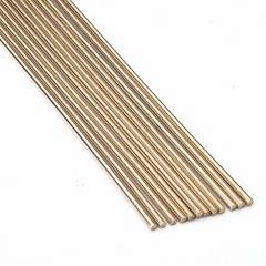 Brass filler metal weld rod