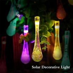 30 Led Solar Outdoor Festival String