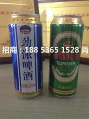 劲派系列啤酒招商