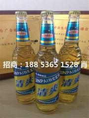 500ml大瓶啤酒招商