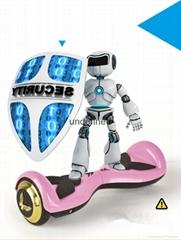 """4.5""""儿童安全电动平衡车"""