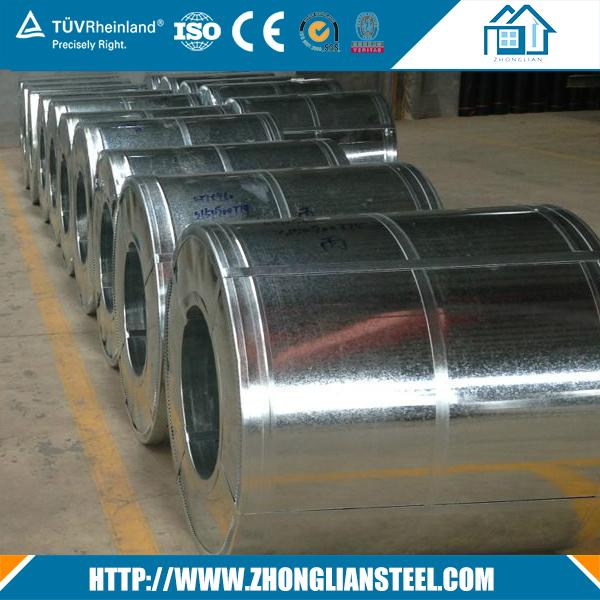 Custom design hot rolled galvanized steel iron sheet coil sheet in factory 3