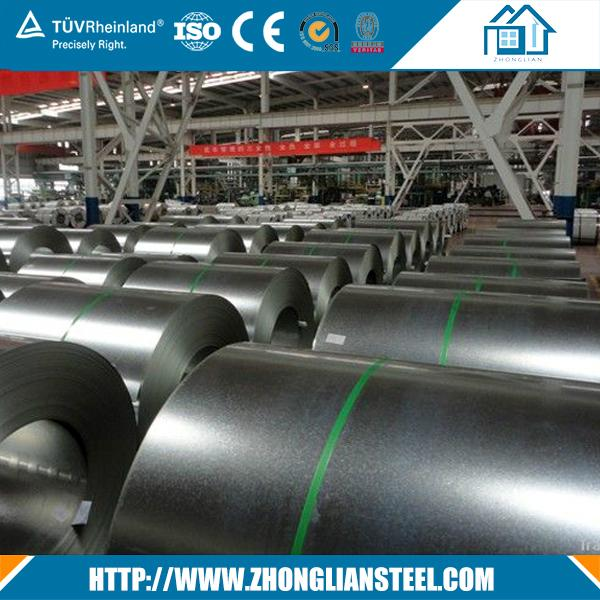 Custom design hot rolled galvanized steel iron sheet coil sheet in factory 5