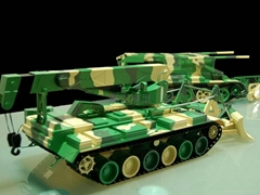 military and vehicle model