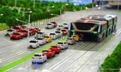 巴鐵智能交通動態沙盤