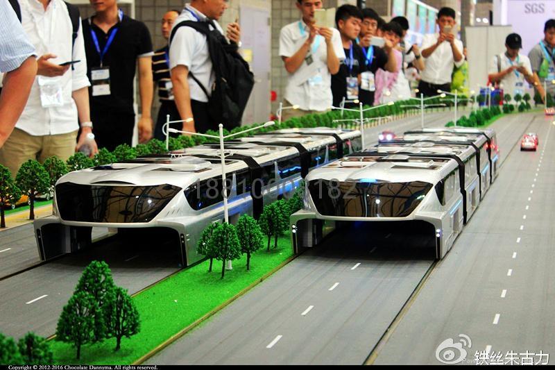 智能交通动态沙盘 3