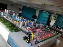 天津工業設備模型