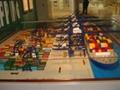 天津港口物流動態模型 3