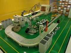 南京机械动态沙盘模型