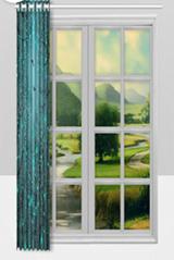 "customized  Window Curtain 52""x84""(One"