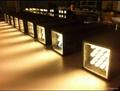 方形上下照雙頭壁燈24W36W