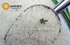 Vietnamese long grain white rice 5% broken