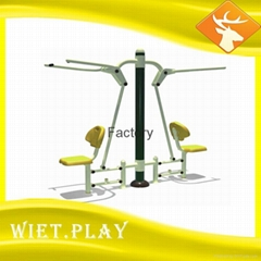 newest functional outdoor fitness equipment