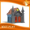 Outdoor gargen children playhouses 1
