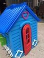 Outdoor gargen children playhouses 5
