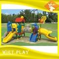 2016 plastic children outdoor playground
