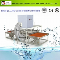 High Quality Horizontal Glass Washing Machine for Double Glass Insulating Glass