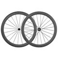 SunRay Full Carbon Road Bicycle Tubular Wheels 50mm Carbon Tubular Wheels 1