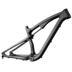 27.5er Full Suspension MTB Frame Carbon Bicycle Frame