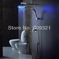 LED Waterfall Bathroom Sink Faucet - HG-1205DA - Laien (China ...