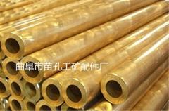高强度耐磨耐腐蚀锡青铜铜管