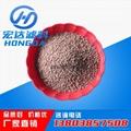 Zeolite filter material 3