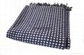good quality tatting custom design 100% woolen blankets  1