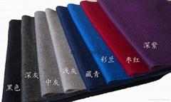 男女通用款時尚高端100%純山羊絨圍巾男士女士