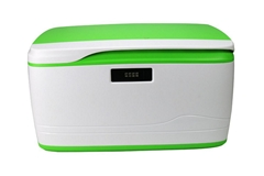 34-Quart/32L Locking Storage Box with Lid Combination Multifunctional Under-bed