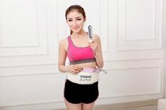 Weight loss neck shoulder vibration massage belt machine