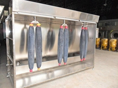 PP Spray Cabinet PP Spray Booth for Denim Jeans