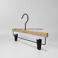 Wooden hanger beech wood high quality 4