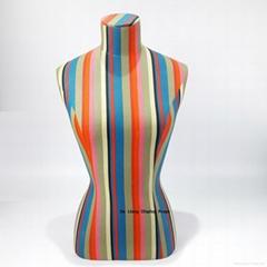 Fashion lady fabric Rain