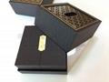 古风金属镂空古法金首饰盒古法金珠宝盒 1
