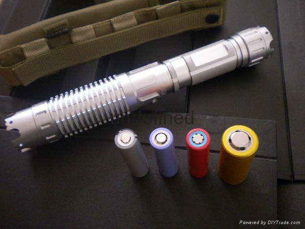 激光眩目器 3