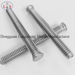 High quality stainless steel clinching screw