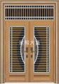 YDF-8090豪華對開門(玫