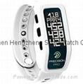 Precision Pro GPS Golf Band - White