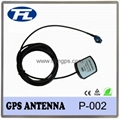 Antenna Manufacturer TNC Male Connector Magnetic Mount RG174 3M cable 3dBi gps a 1