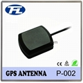 Antenna Manufacturer TNC Male Connector Magnetic Mount RG174 3M cable 3dBi gps a 2